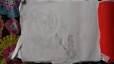 Terrarian Vs eye of Cthulu