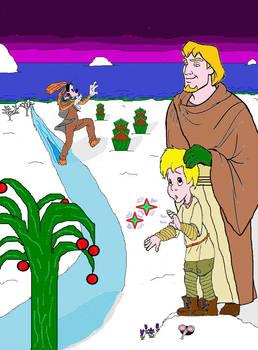 Christmas on Naboo