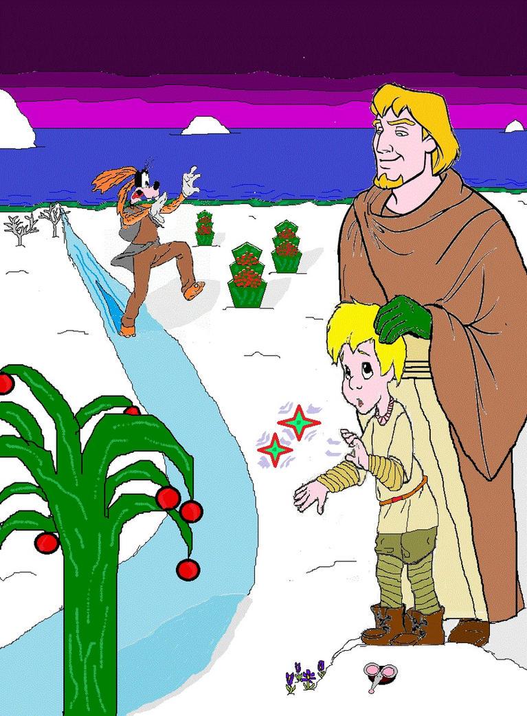 Christmas on Naboo by MissSparkle1