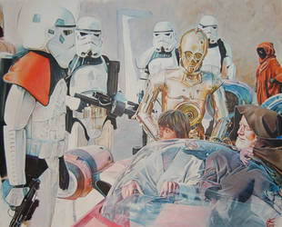 'These aren't the droids...' by gavcam