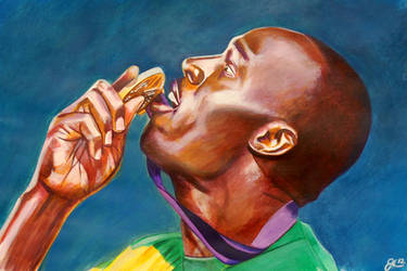 Usain Bolt by gavcam