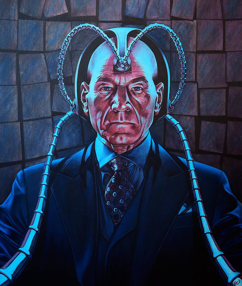 Professor X by gavcam