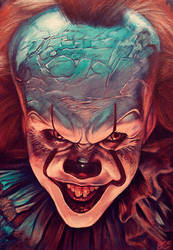 Pennywise by gavcam