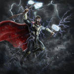 Thor My Version by Aryellyii