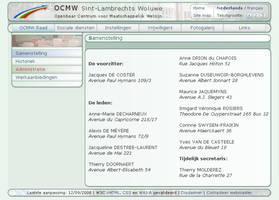 OCMW Sint-Lambrechts Woluwe by NfERnOv2