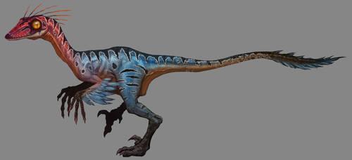 Troodon by Danlop77