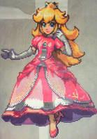 Princess Peach by phantasm818