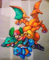 Pokemon Trainer (Complete) by phantasm818