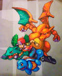 Pokemon Trainer (Complete)