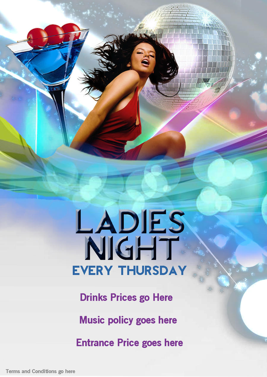 nightclub flyer by rachelcook nightclub flyer by rachelcook