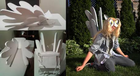 Derpy's Wings!!!!!! by Troxist