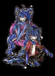 /Maya and Misha