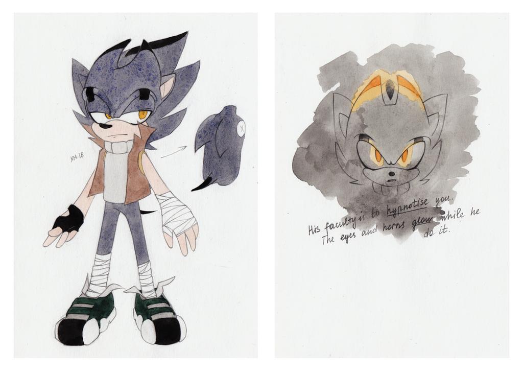 C.E.: Maddox the hedgehog by NekoMaon