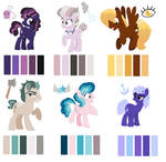 Random Color Palette Adopts
