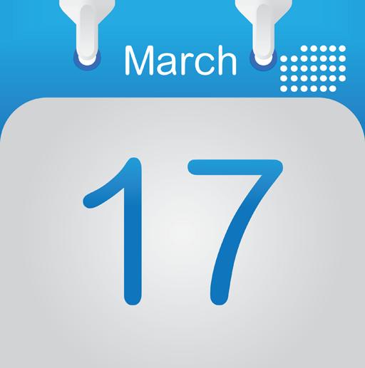Calendar Icon Blue : Blue calendar driverlayer search engine