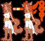 Aerolin MYO: Agatha (Redesign)