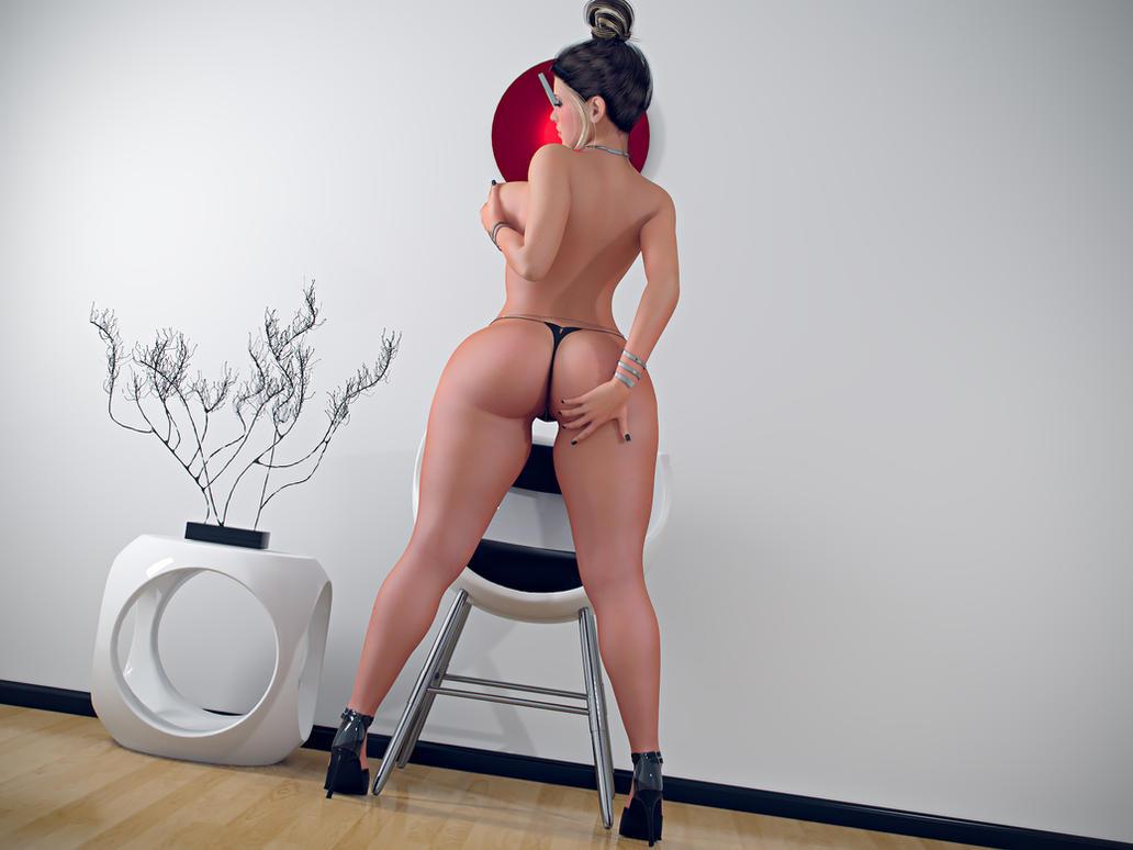 Melanie Sexy Set 2 by Render-8