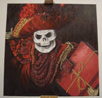 Red Death-Phantom of the Opera by 666eternity