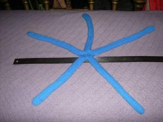 Blue Linckia Sea Star by sheherazahde