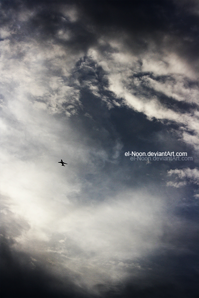 My high Sky by el-Noon