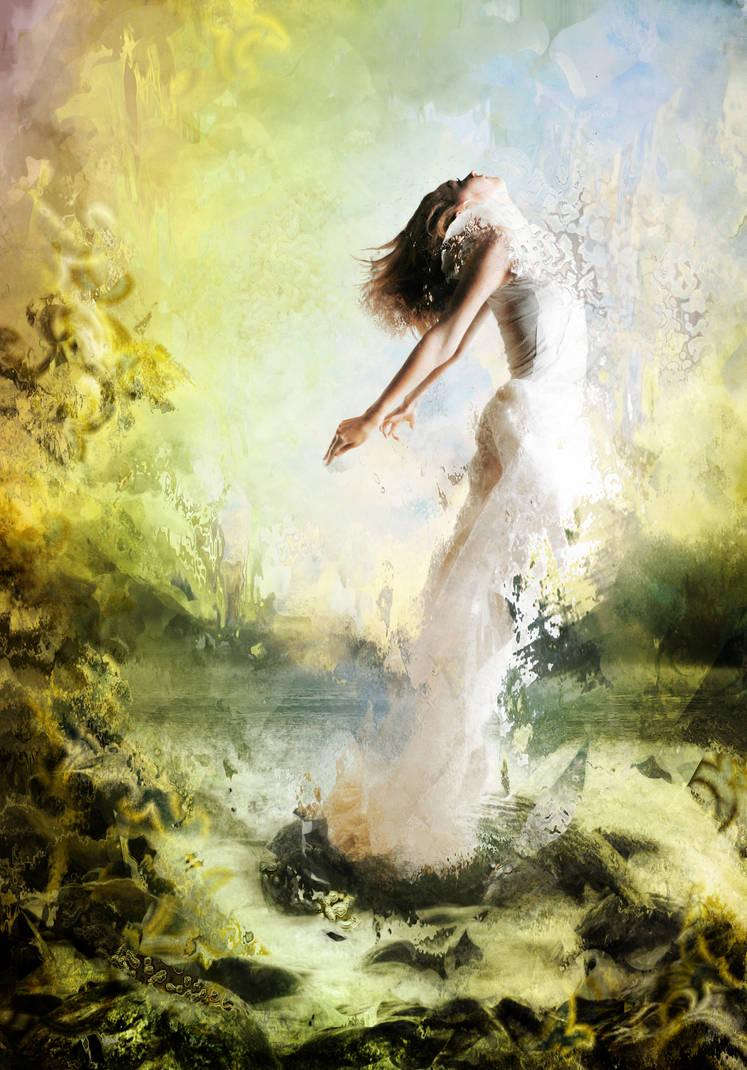 I am free by Sarasai