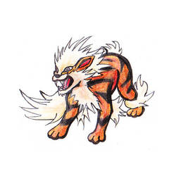 Arcanine CPS by Astricon