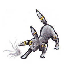 Umbreon CPS by Astricon