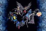 Dark Heroes and Brawlers