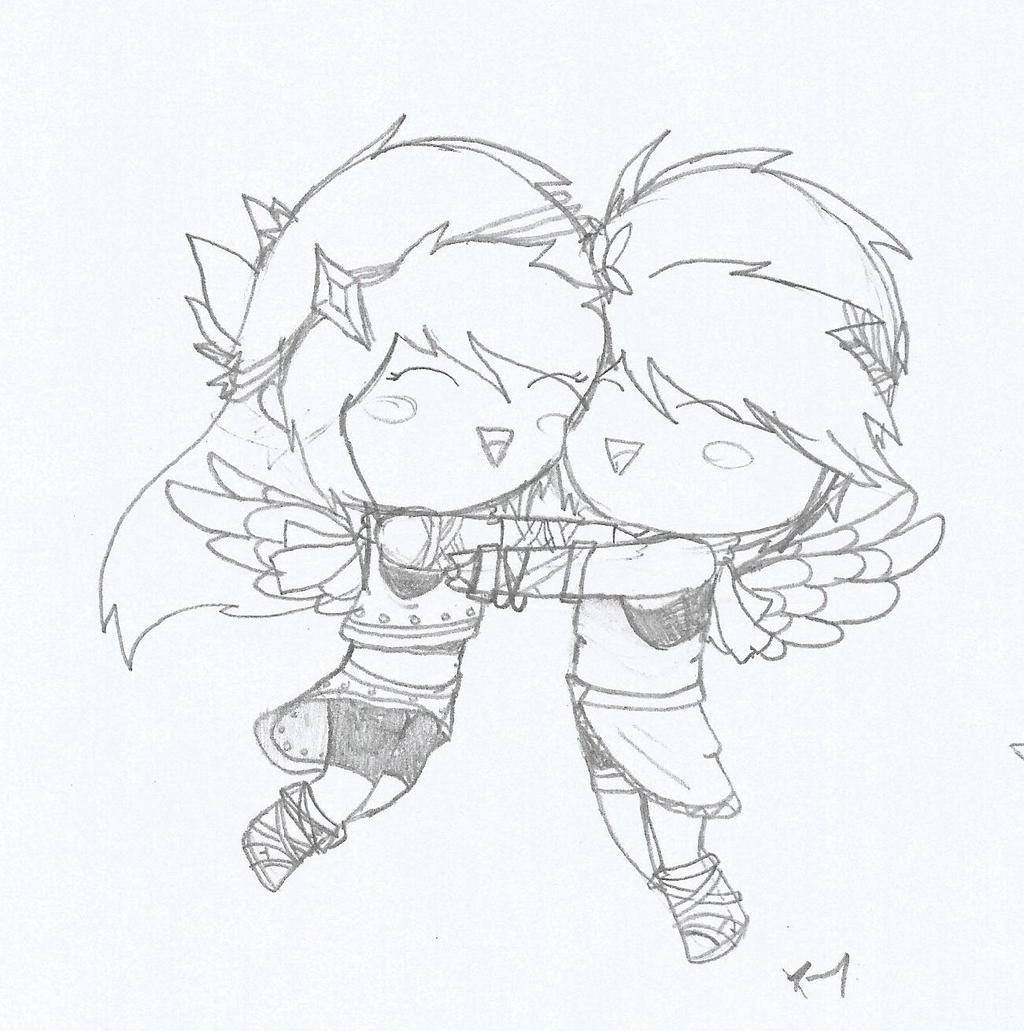 Kid Icarus Favourites By Hairyblob2 On DeviantArt