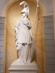 Minerva Goddess of Rome and the Empire by Bezsoba