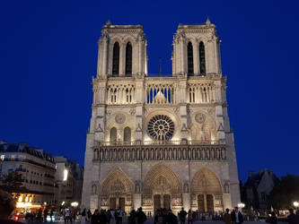 Notre Dame by Bezsoba