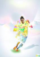 neymar by anwar-92