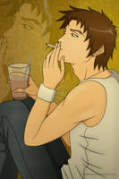 Cigarettes and Chocolate Milk by Mangsney