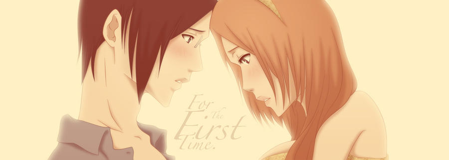 For The First Time - Vintage by Mangsney