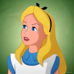 Disney Ladies: Alice