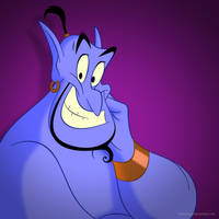 Genie Tribute by Mangsney