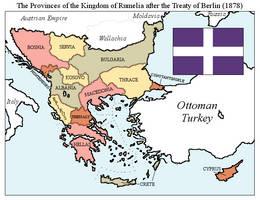 Kingdom of Rumelia by xpnck