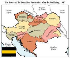 Danubian Federation by xpnck