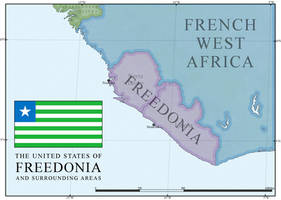 United States of Freedonia, 1962 by xpnck