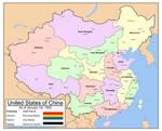 United States of China, 1955
