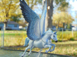 Custom Breyer Pegasus