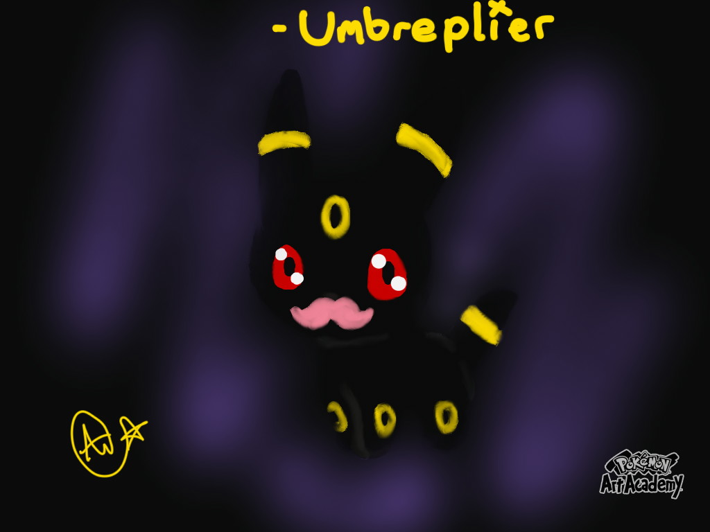 Umbreplier new profile pic by glaceon215