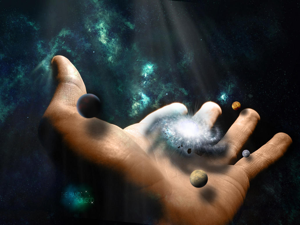 The Hand of God and Stuff
