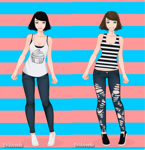 Cherry + Lily Iero by Iverzzz9 on DeviantArt