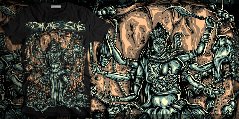 Kali by seventharmy