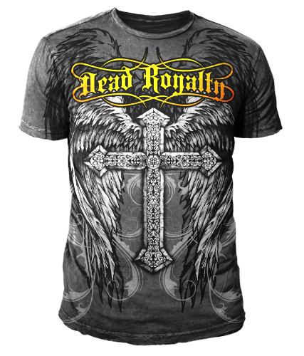 MMA Design : Holy Cross by seventharmy