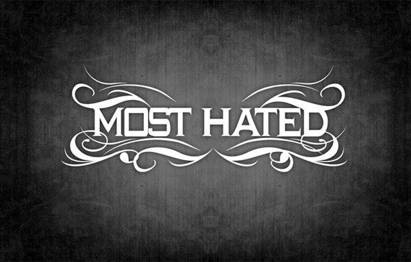 Most Hated Logo by seventharmy on DeviantArt