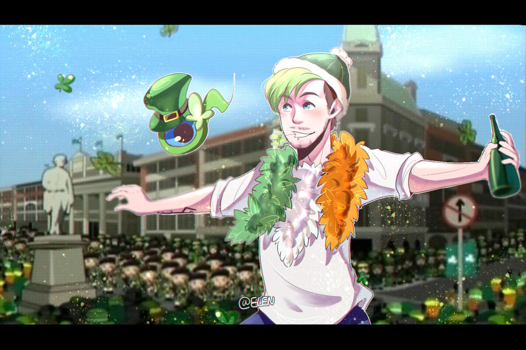 St. Patrick's Day by ELENmrakipiler