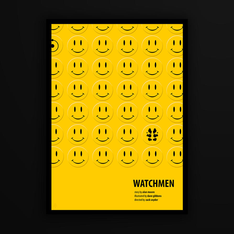 Watchmen_poster_1 by MariseHappier