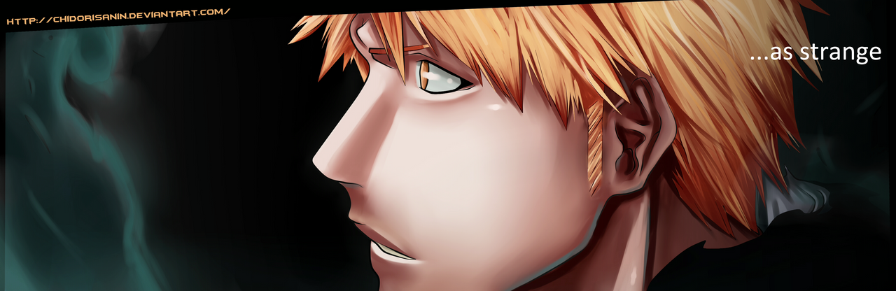 Ichigo by Plaitum